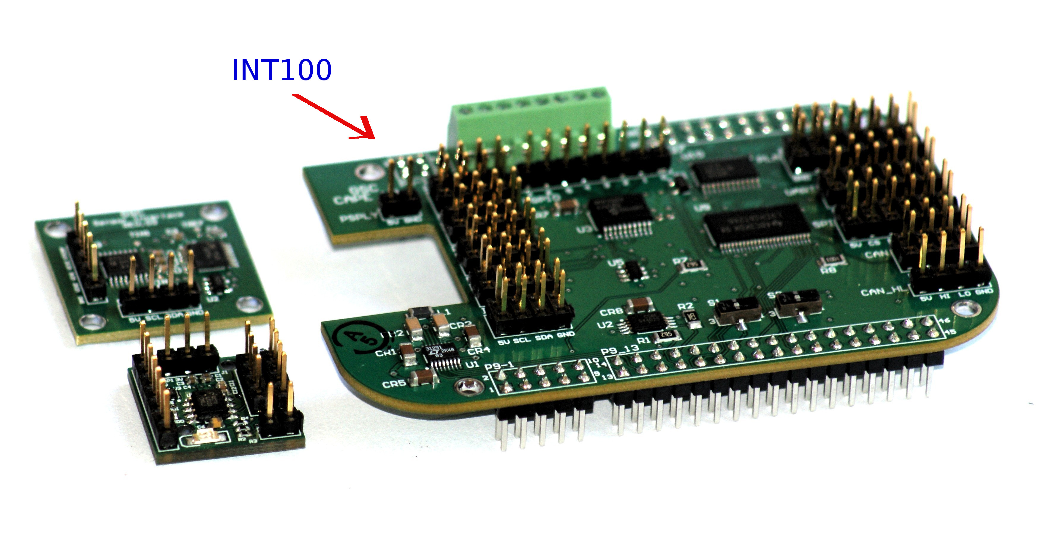 Controller Interface Board
