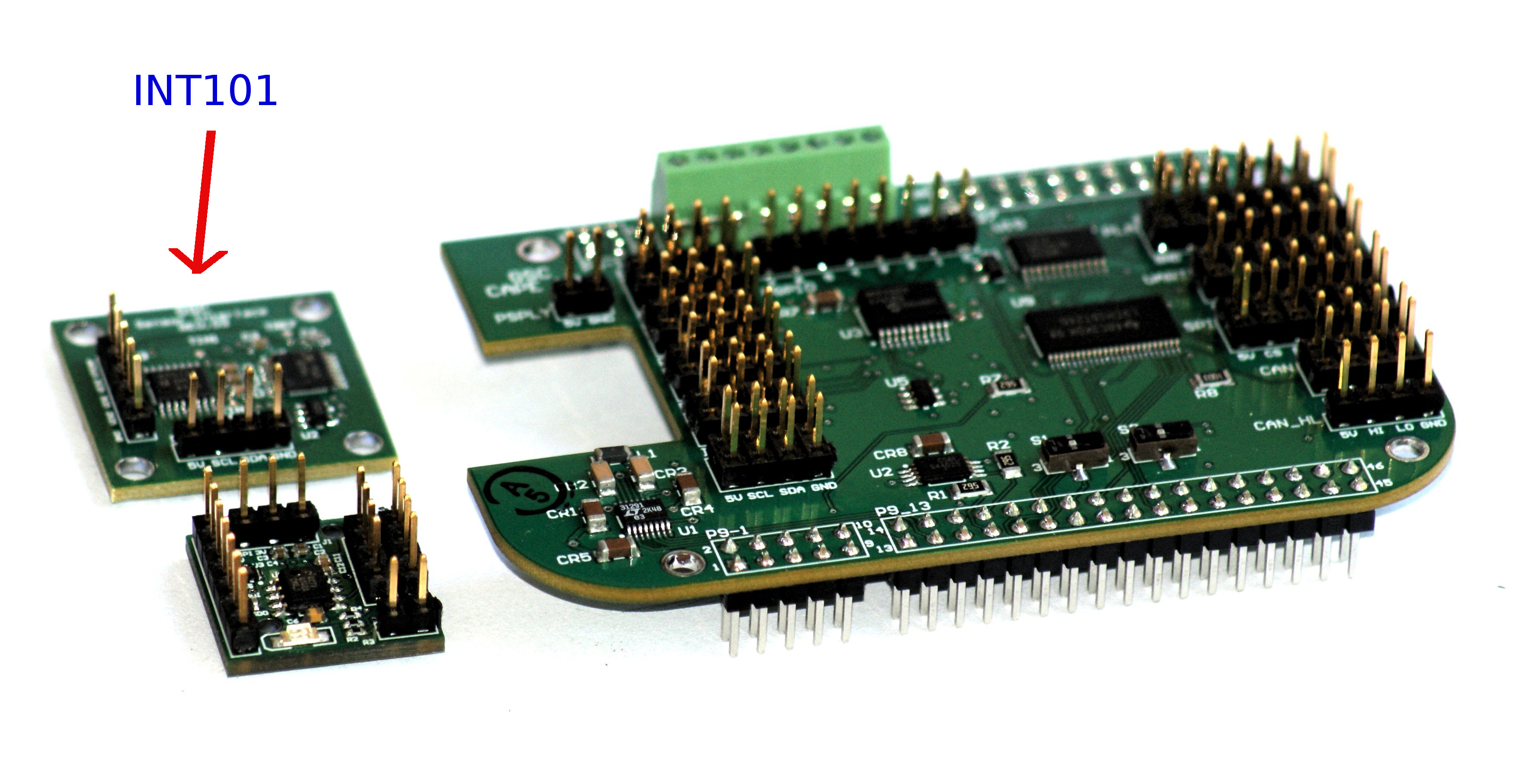 16-Bit I2C Interface
