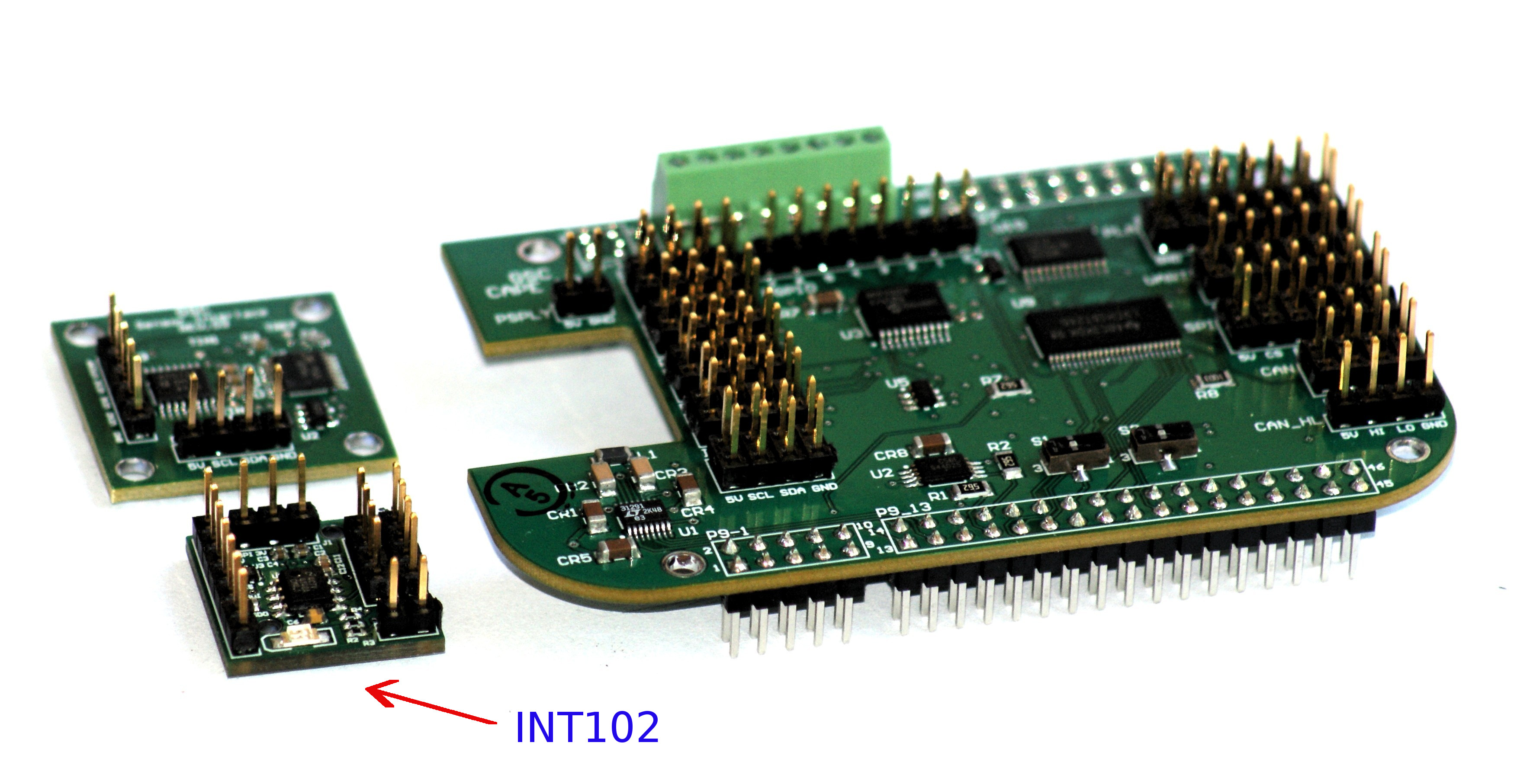 24-Bit SPI Interface